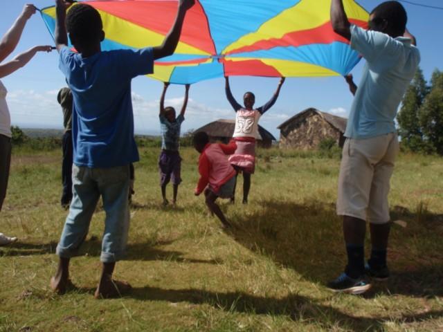 Vrijwilligerswerk in Shewula