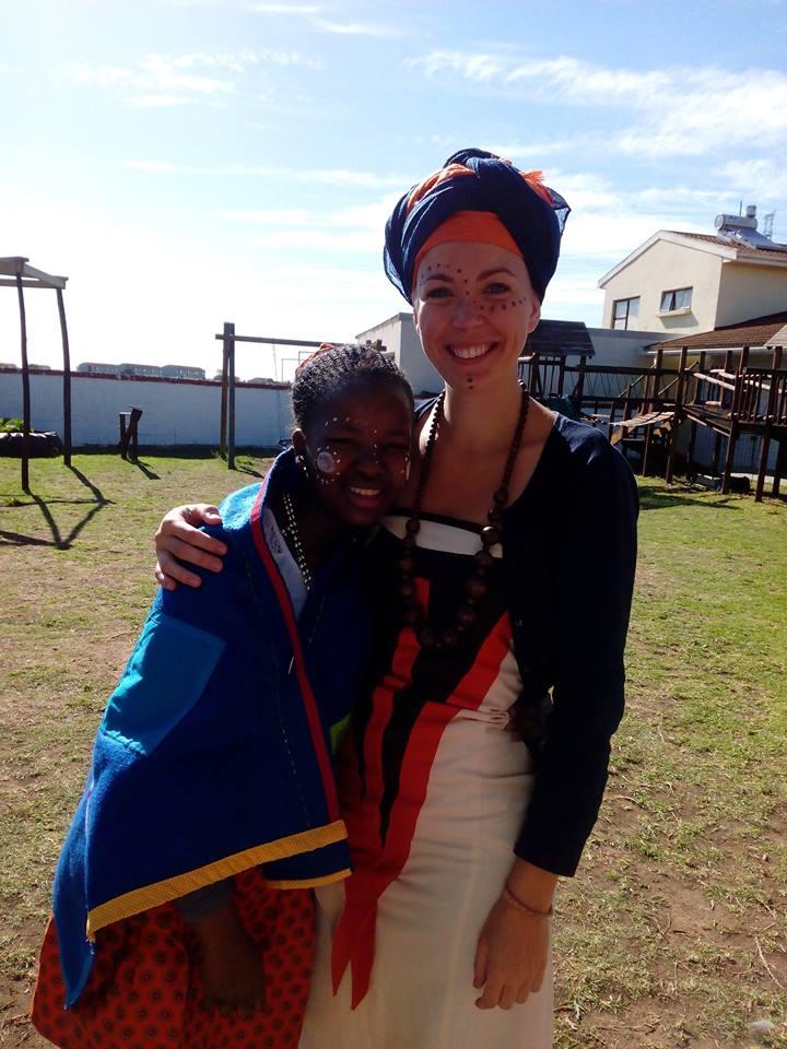 Sanne vanuit Port-Elizabeth (Ithemba)